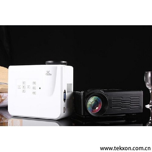 G350 Mini LED High Definition Projector with SD/AV/VGA/HDMI/USB Projector