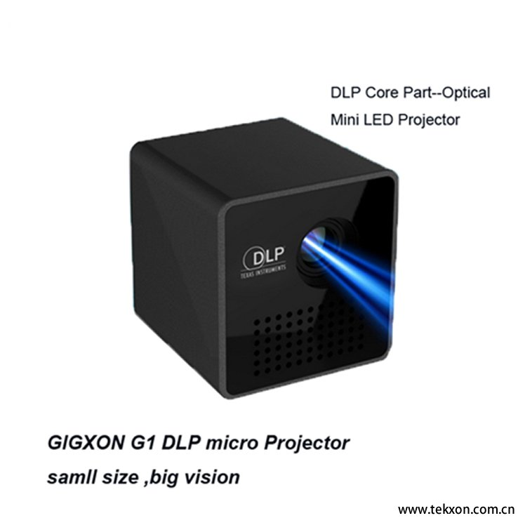 2016 Newest DLP micro projector 1080P support mini projector,pico projector,pocket projector G1