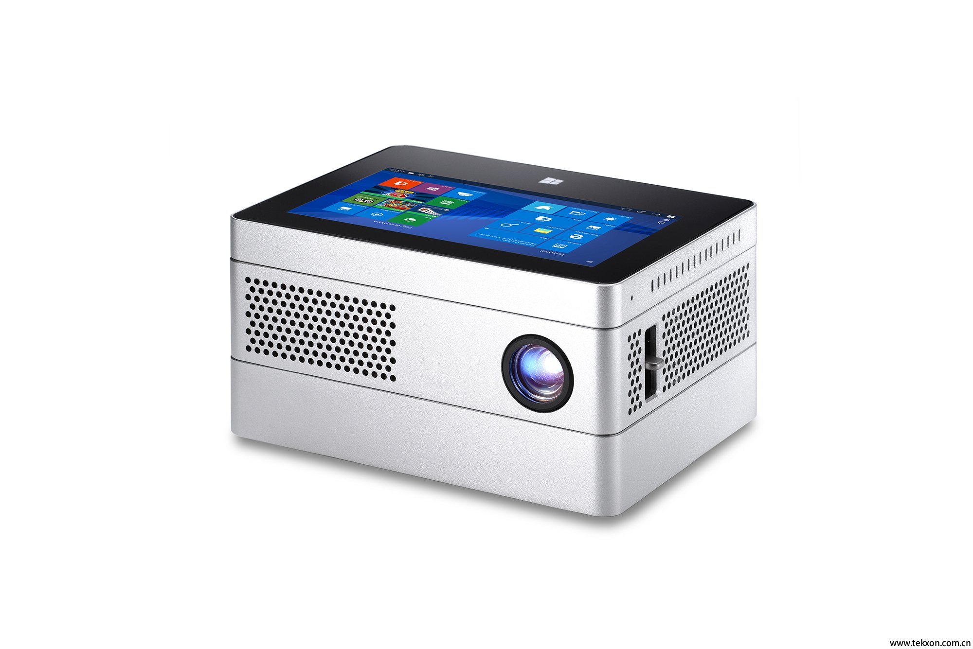 G400 full HD 400 Lumens pico 3d shutter DLP projector 3d DLP computer-projection for business education Entertainment.