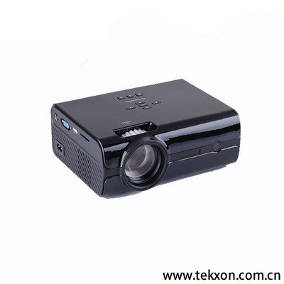 G45 2018 New Product the Mini LED Android Projector Support 1080P Portable Home and Business Projectors