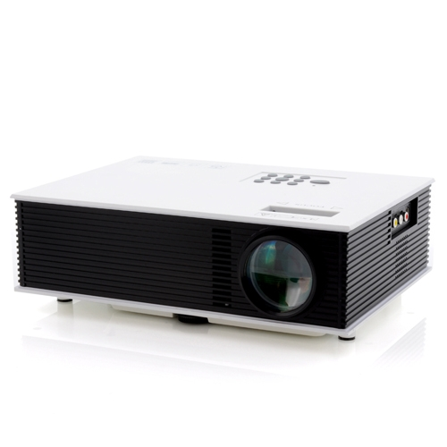 1500 Lumens LED Video Projector High Contrast HDMI Portable Projector