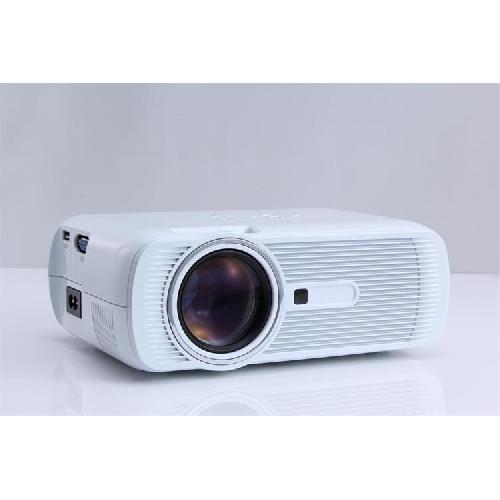 G80 1080p mini led projector 130 inch portable digital hd for Pocket digital projector