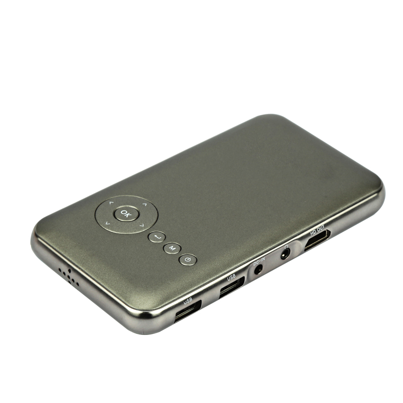 G12 DLP 854*480 150lm high quality pocket projector for business travel Android 4.4 wifi cinema Micro projector