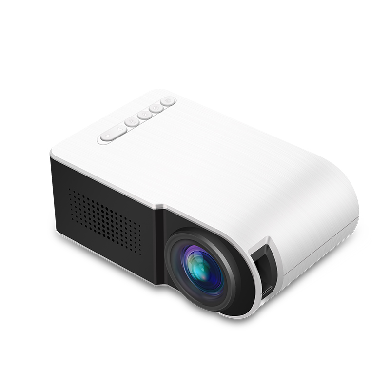 G210 LED projector Mini portable projector Home projector