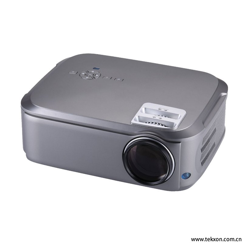 G76 1080*1920P High Definition and High Brightness Projector, Office Education Projector, Android System Optional